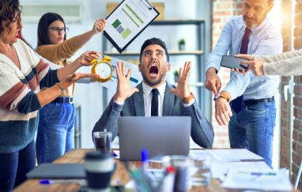 Burn out, harcèlement moral : comment mettre fin au contrat de travail?